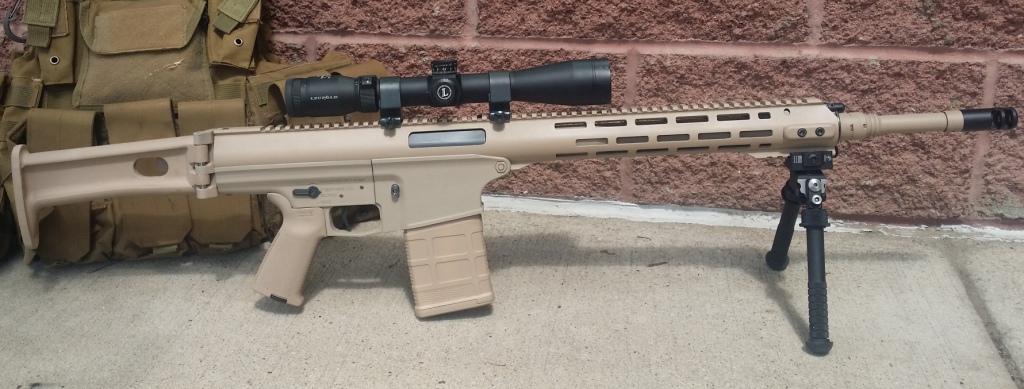 Модульная мультикалиберная винтовка Конева