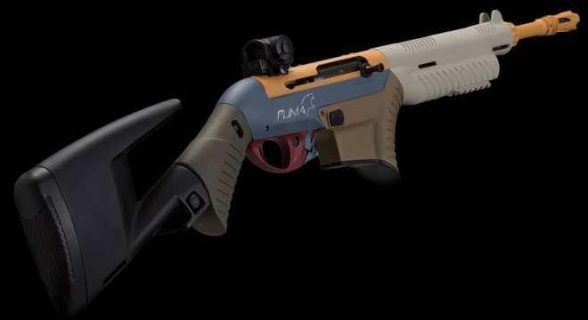 Пума – концепт винтовки от Бенелли (Benelli) под патрон .223 Remington