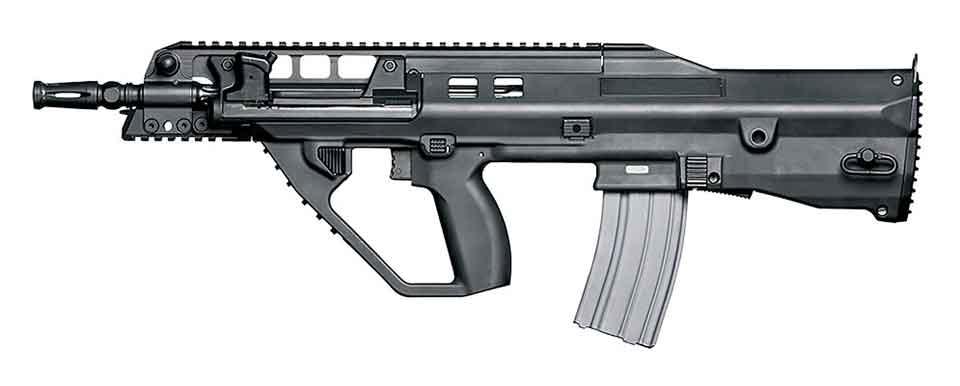 Австралийская штурмовая буллпап винтовка F90MBR