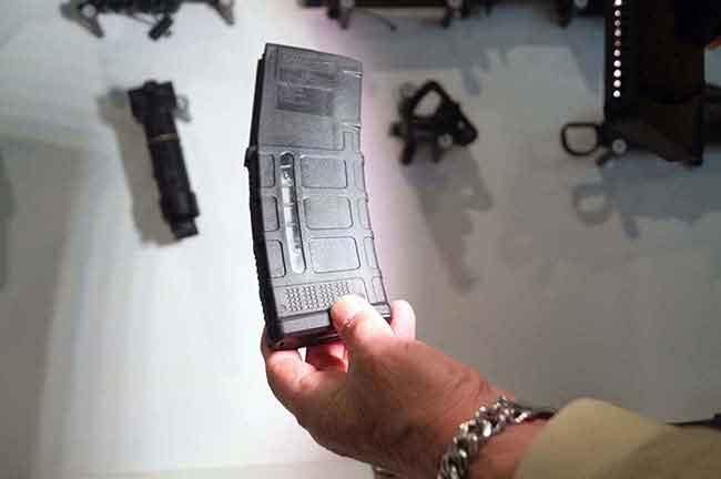 Стандартный магазин штурмовой винтовки F90MBR