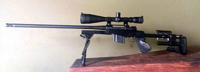 Прототип винтовки AGLC изготовленной в 1990-х годах