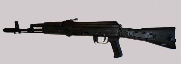 Карабин самозарядный Сайга, калибр 7,62 мм