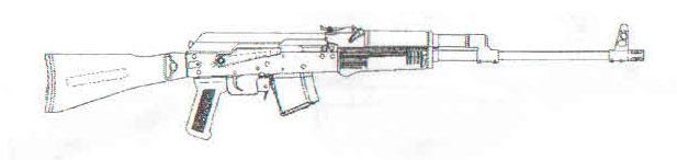 карабин Сайга-МЗ