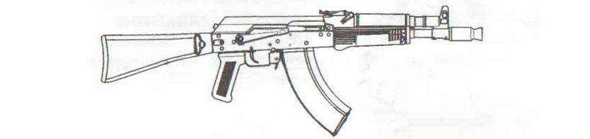 карабин Сайга-МК исполнение 01