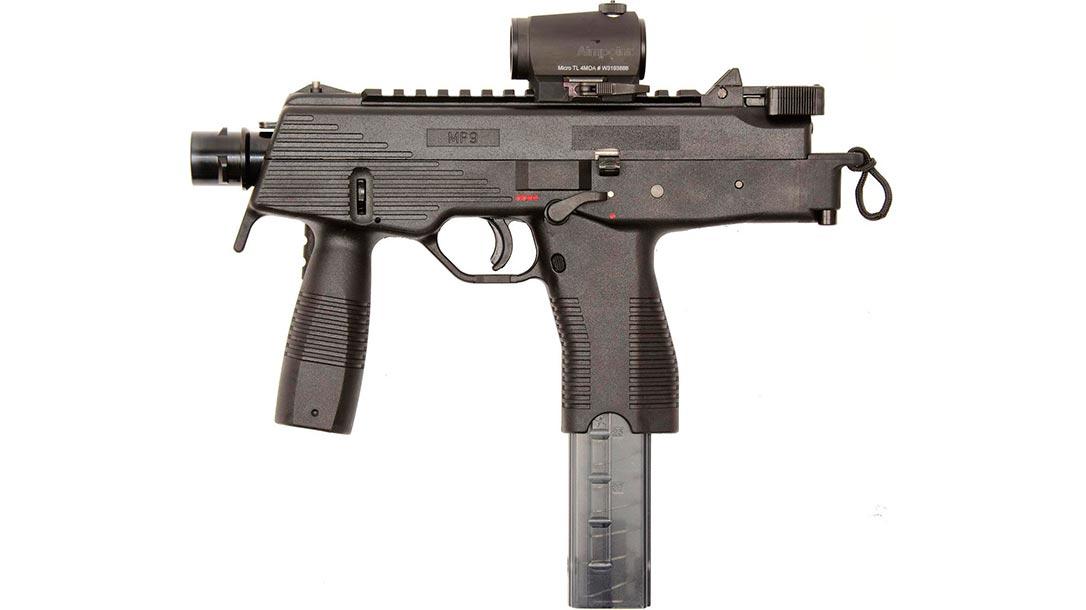 Пистолет-пулемет BT-MP9