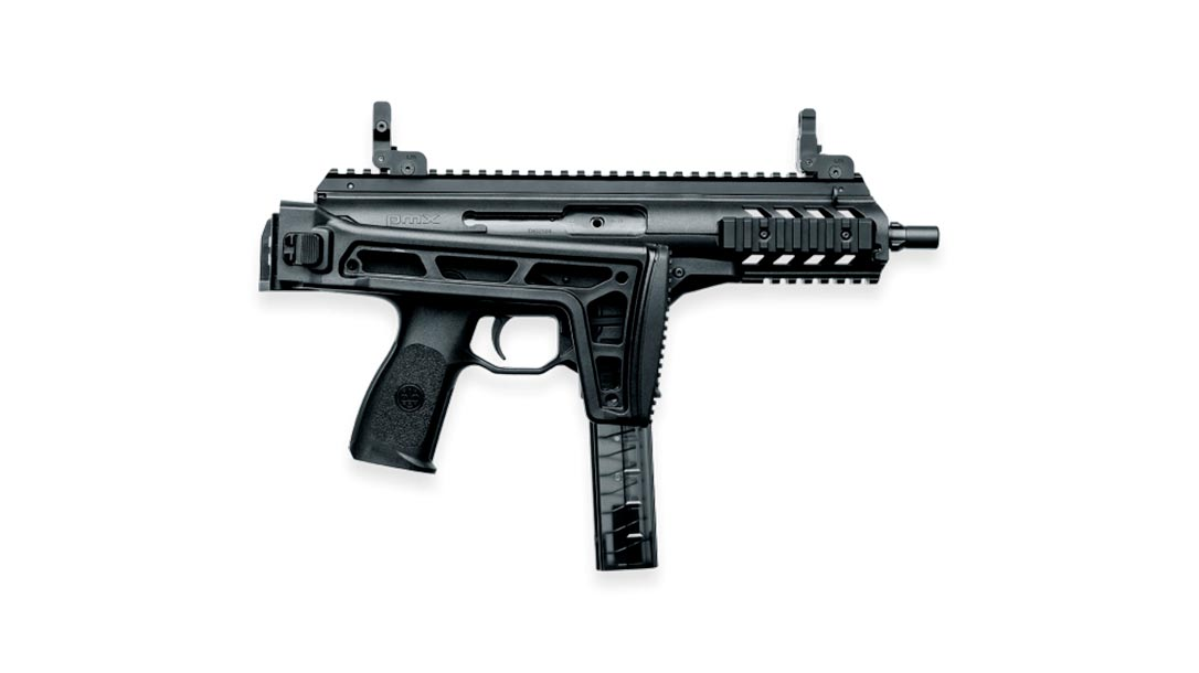 Пистолет-пулемет Beretta-PMX
