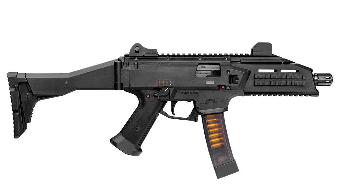 Пистолет-пулемет CZ-Scorpion-EVO-3-A1