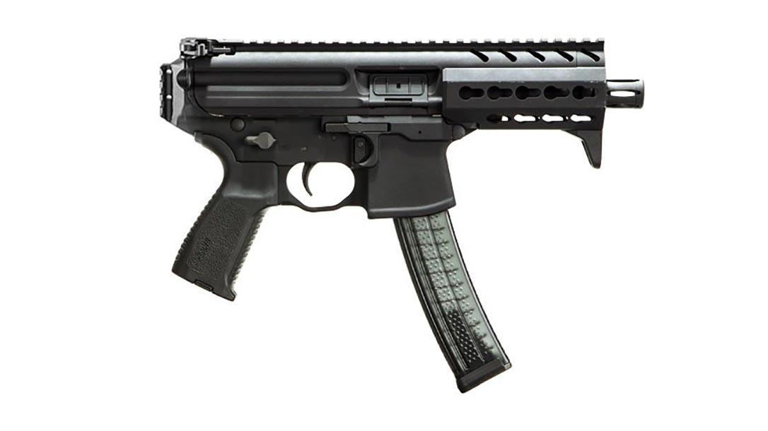 Пистолет-пулемет Sig-MPX-K