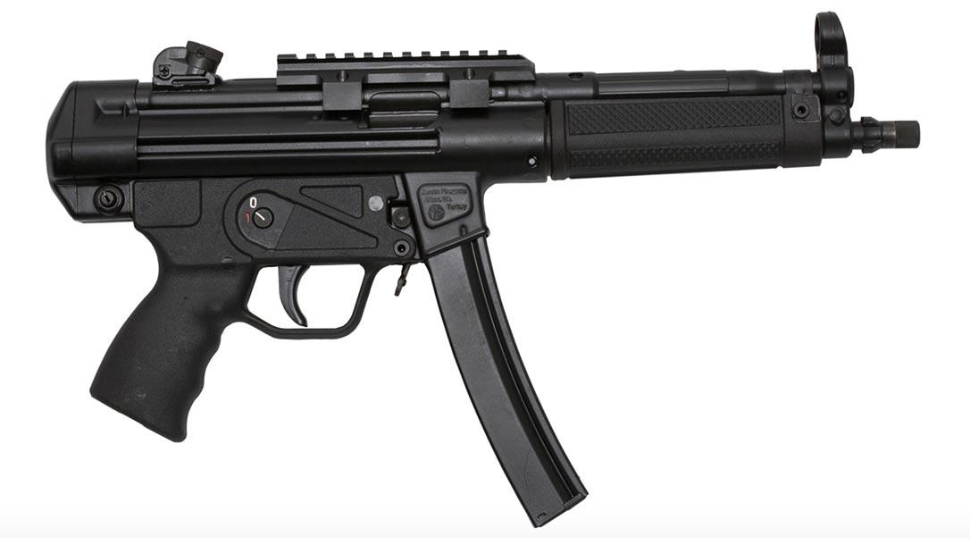 Пистолет-пулемет ZENITH-Z-5RS