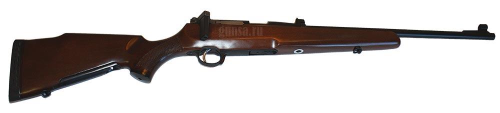 Малокалиберный охотничий карабин соболь 22lr (5.6мм)