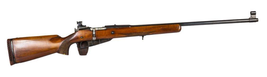 Биатлонная винтовка Би-59 калибр 7.62 мм (Ижмаш, СССР)