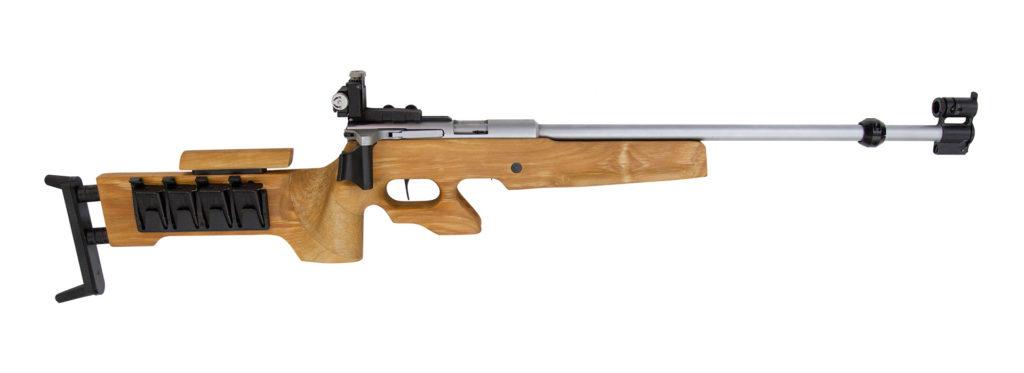 Биатлонная винтовка БИ-7-4 исполнение 12. Вид справа