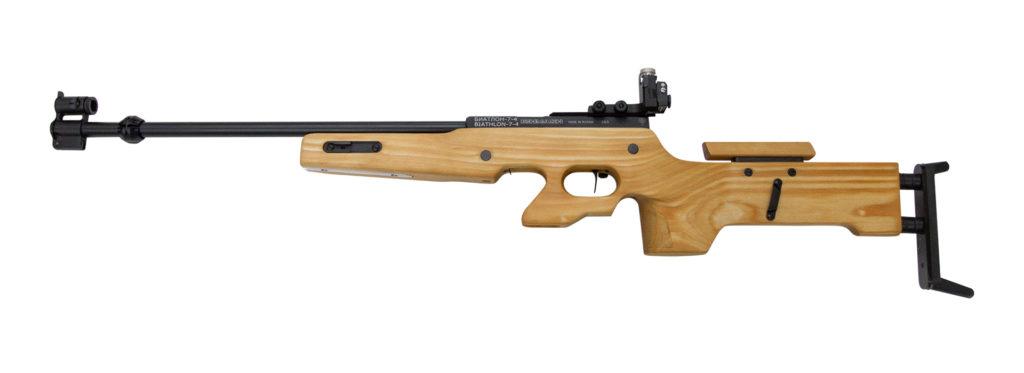 Биатлонная винтовка БИ-7-4 исполнение 15. Вид слева