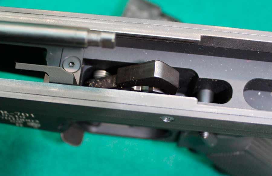 УСМ пистолета-карабина Р-701
