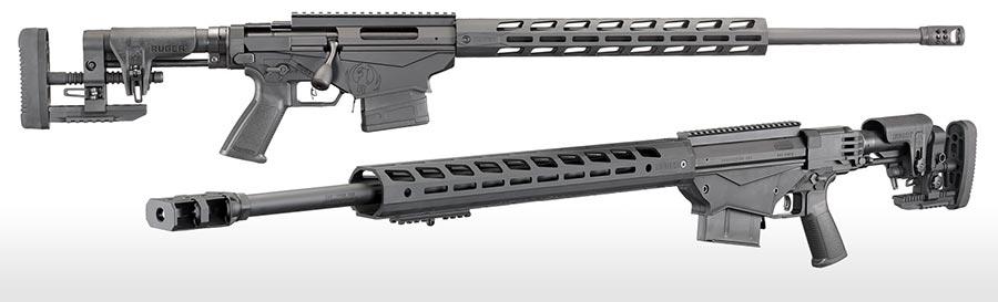 Винтовки семейства Ruger Precision Rifle